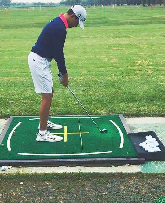 Golf Fundamentals, part 2: Position