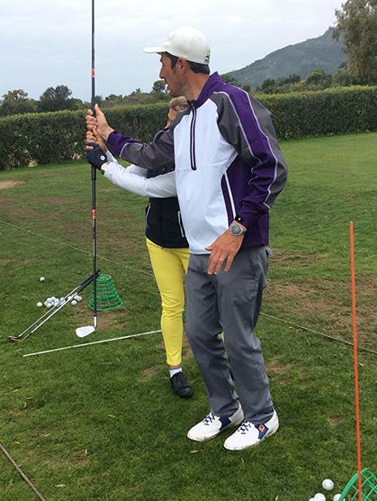 alessio bruschi golf coach
